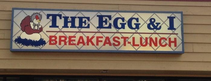 The Egg & I Restaurants is one of Mile High: Denver To Dos.
