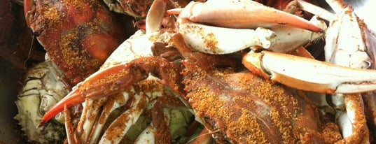 Clemente's Maryland Crab House is one of Arthur's Main list of things to do..