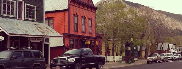 Crested Butte is one of Colorado Tourism.