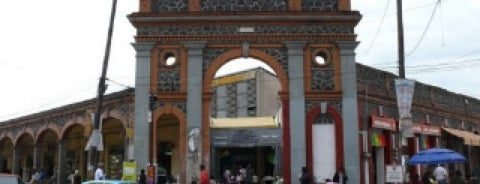 Mercado Domingo Arenas is one of Locais curtidos por andRux.