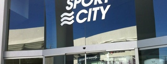 Sportcity is one of Alfonsoさんのお気に入りスポット.