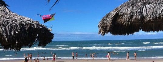 Praia do Futuro is one of My Check.