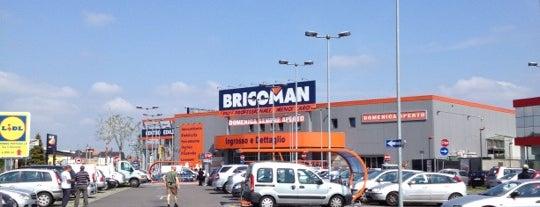 Bricoman is one of Locais curtidos por Mik.