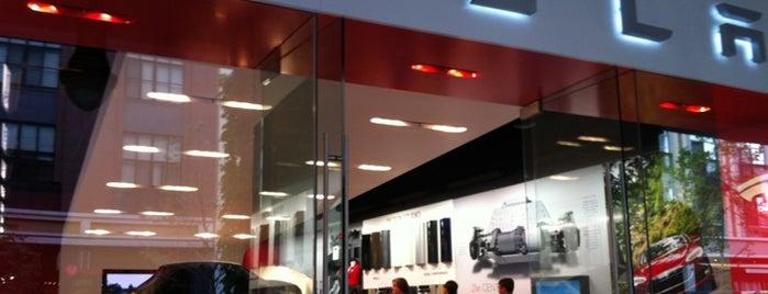 Tesla Santana Row is one of #RealUS.