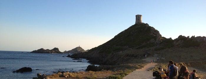 Archipel des Sanguinaires is one of Tempat yang Disukai Stefania.