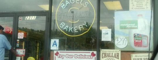 Heartland Bagels - Richmond Ave is one of Staten Island.