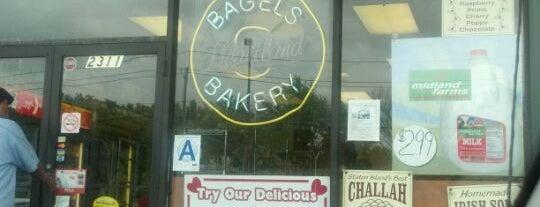 Heartland Bagels - Richmond Ave is one of Posti che sono piaciuti a Neal.