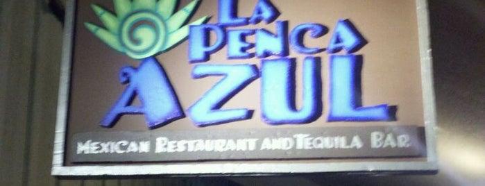 La Penca Azul is one of สถานที่ที่ Elijah ถูกใจ.