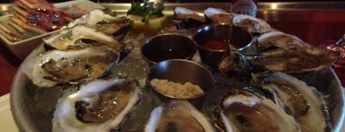 C&S Seafood and Oyster Bar is one of Taste of Atlanta 2012.