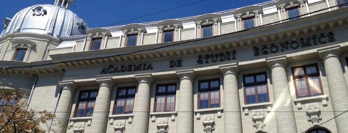 Academia de Studii Economice is one of Lieux qui ont plu à Irina Luiza.