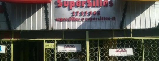 SuperSillas is one of สถานที่ที่ Peter ถูกใจ.
