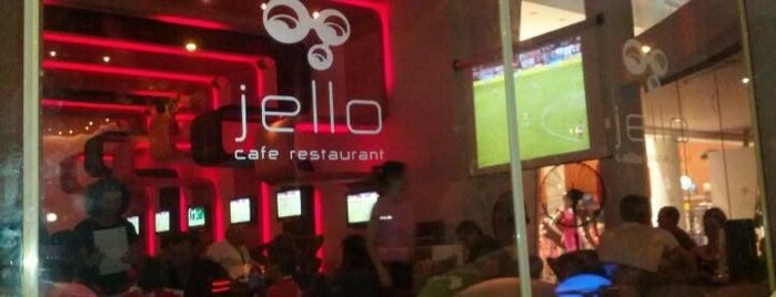 Jello is one of aantary : понравившиеся места.