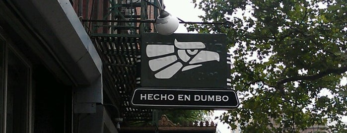 Hecho en Dumbo is one of Great Venues To Visit....
