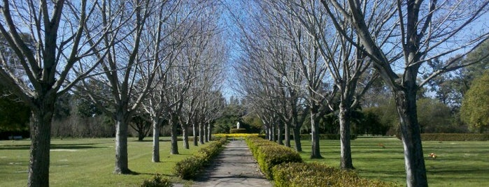 Parque Memorial is one of Lugares favoritos de Maru.