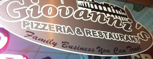 Giovanni's Pizza is one of Amie : понравившиеся места.