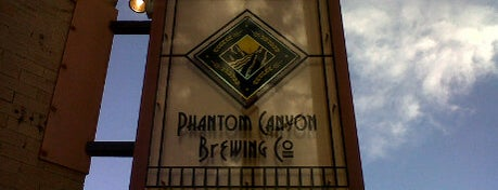 Phantom Canyon Brewing Company is one of Best Breweries in the World.