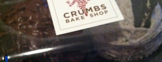 Crumbs Bake Shop is one of Gluten Free NYC.