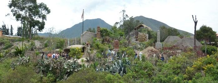 Templo del Sol is one of Ecuador.