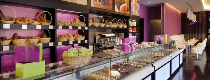Pascal Tepper French Bakery - Meilleur Ouvrier de France is one of Gespeicherte Orte von Sayed.