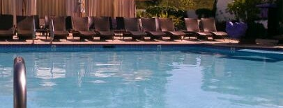 Ojai Valley Inn & Spa - Herb Garden Pool is one of Lugares favoritos de Michael.