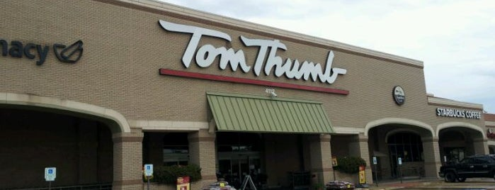Tom Thumb is one of Russ's Liked Places.