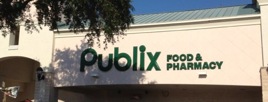 Publix is one of Lugares favoritos de Gavin.
