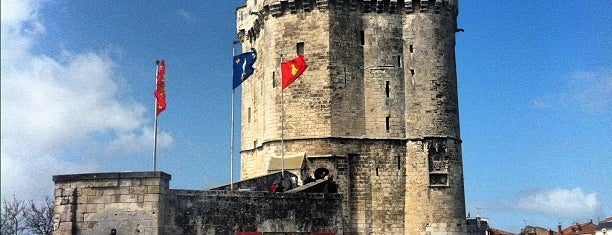 Vieux-Port de la Rochelle is one of Europe: 3months business trip '15.