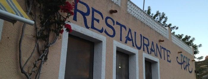 Restaurante Pepe is one of Locais curtidos por Bob.