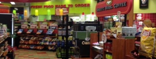 Sheetz is one of Favorite place's.