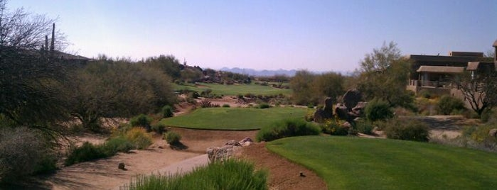 Troon North Golf Club is one of Arizona Golf Courses.
