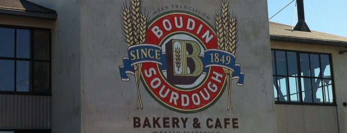 Bistro Boudin is one of San Francisco Bay.