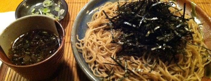 Soba Totto is one of gluten free - NY airbnb.