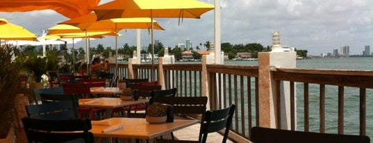 The Lido Bayside Grill is one of Miami Recommendations.