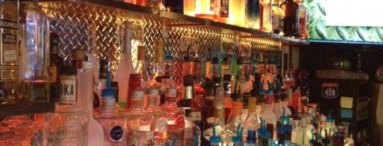 The Goat Bar is one of Tempat yang Disukai Michael.