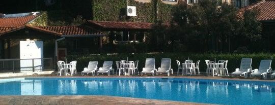 Guararema Parque Hotel Resort is one of Elcio'nun Beğendiği Mekanlar.