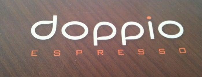 Doppio Espresso is one of Lieux qui ont plu à Nelleke.