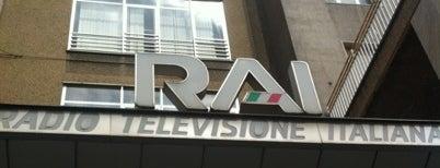 Rai - Radio Televisione Italiana is one of Giornate di primavera FAI 2015.