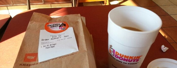 Dunkin' is one of Lugares favoritos de Ajda.