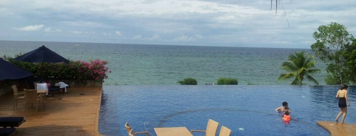 Eskaya Beach Resort  Bohol is one of Stevenson's Favorite World Hotels.