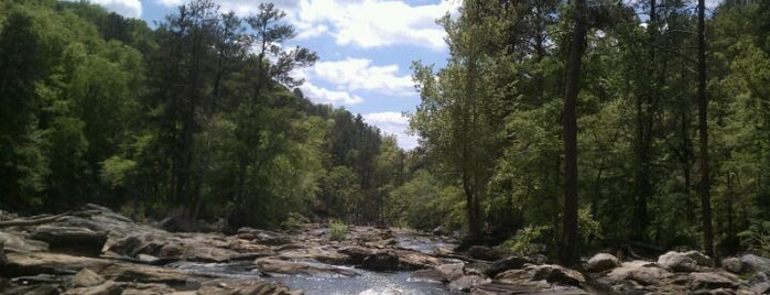 Sweetwater Creek State Park is one of America's Top Hiking Trail in Each State.
