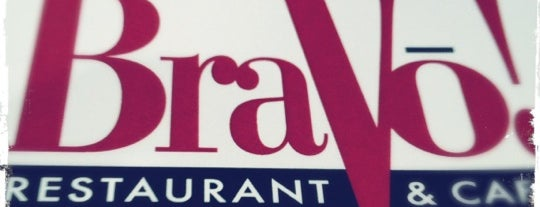 BraVo! Restaurant & Cafe is one of Michigan Breweries.