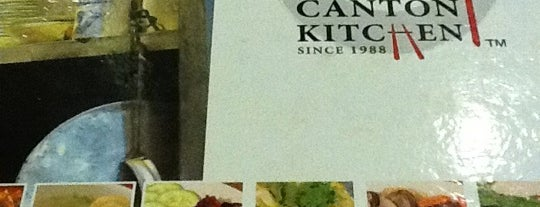 Canton Kitchen is one of Lieux qui ont plu à Alisa.