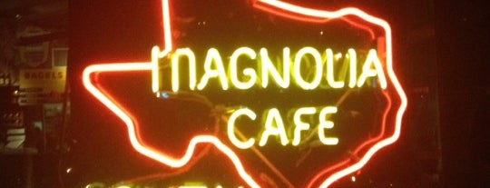 Magnolia Cafe South is one of Exploring ATX.