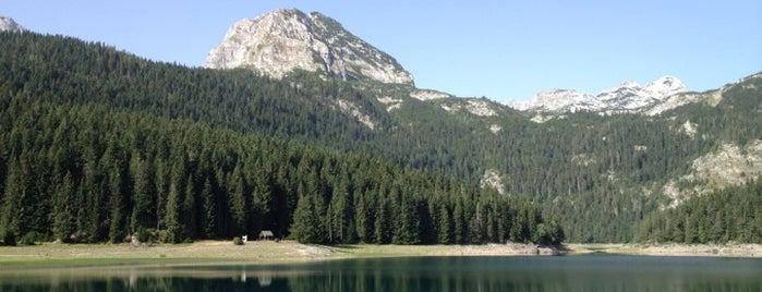 Crno jezero is one of Doğal Güzellikler.