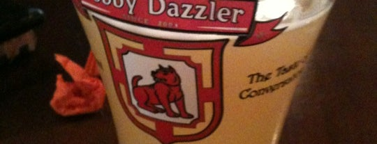 Bobby Dazzler Pub is one of Британские заведения.