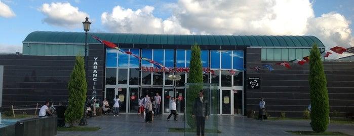 Yabancılar Pazarı is one of Anna: сохраненные места.