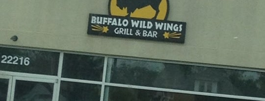 Buffalo Wild Wings is one of Posti che sono piaciuti a Edwulf.