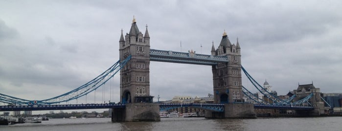 Tower Bridge is one of London: To-Go.