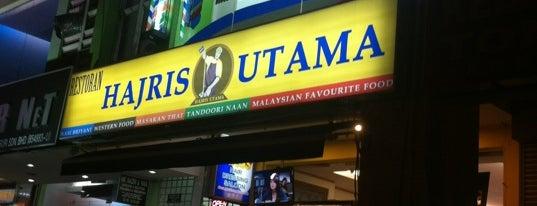Restoran Hajris Utama is one of Makan @ KL #8.