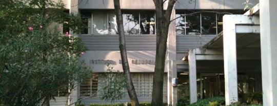 UNAM, Instituto de Geologia is one of Luis Claudio 님이 좋아한 장소.